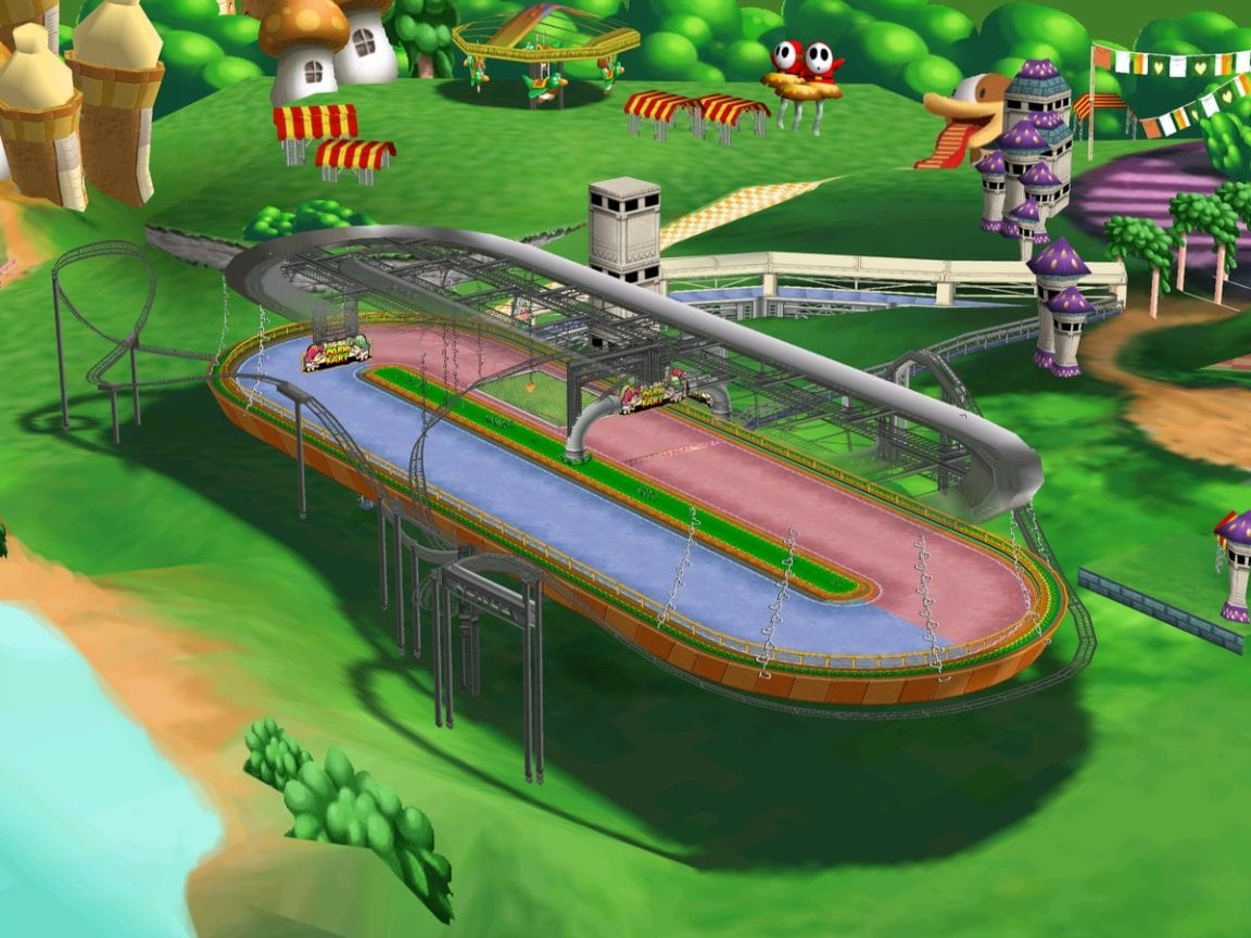 Ode To Mario Kart Double Dash's Baby Park