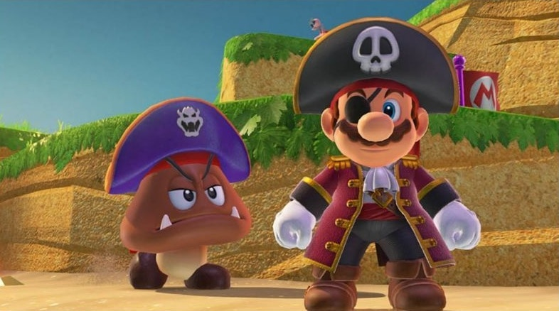 Being a Pirate Turned Me Back Into a Nintendo Customer