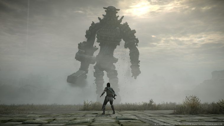 If You Haven't Played Shadow of the Colossus Yet, You Should