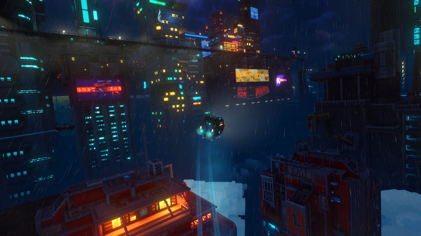 Cloudpunk Is a Cyberpunk Game That Delivers the Goods