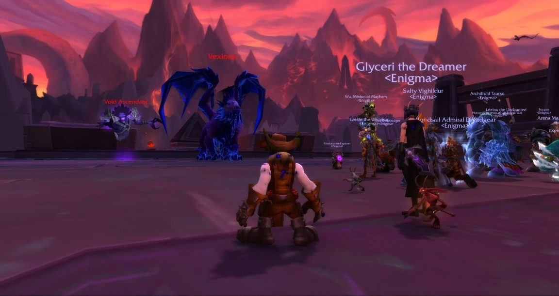 The World of Warcraft New Player Experience