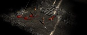 Remembering Diablo II and its Sorceress
