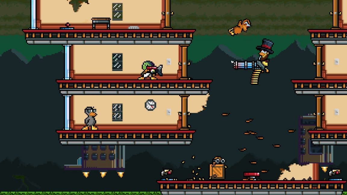 Duck Game Is the Best Local Multiplayer Experience I've Had Since Childhood