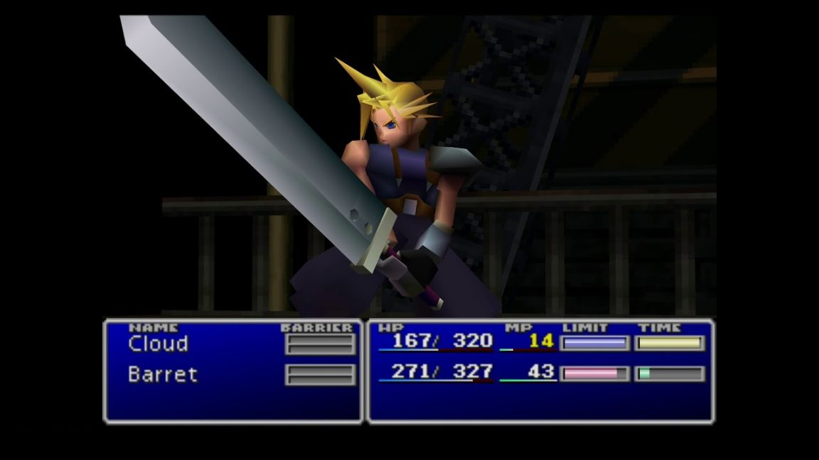 My Favorite Sword Is a Buster: an Ode to Final Fantasy 7