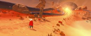 Furi: Video Game, Work of Art, or Both?