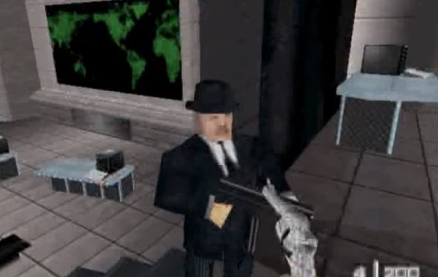 Remembering the Challenge of Becoming a Goldeneye 00 Agent