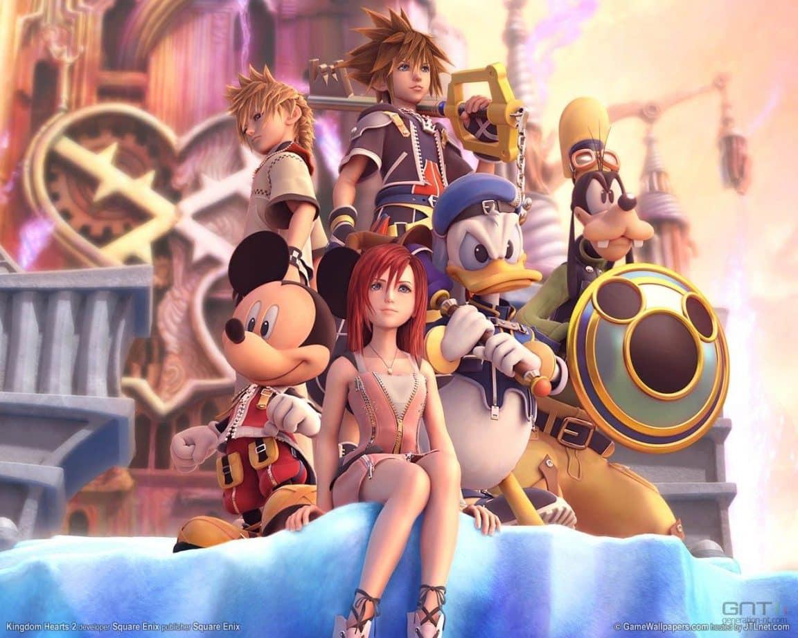 Why I Love Kingdom Hearts 2