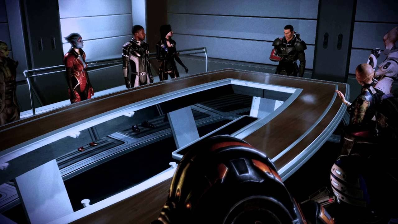 Growing Up on Mass Effect