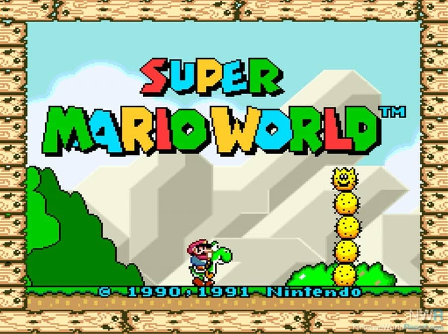 Super Mario World: The Best Entry in the Mario Series