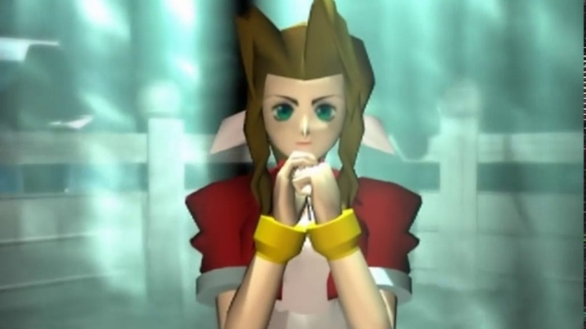 Why Aerith Was The Main Character of Final Fantasy VII
