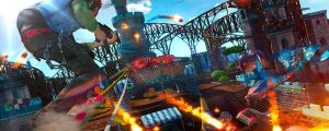 So, I Finally Played Sunset Overdrive