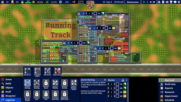 Academia: School Simulator Review