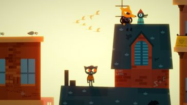 If You Haven't Played Night in the Woods Yet, You Should