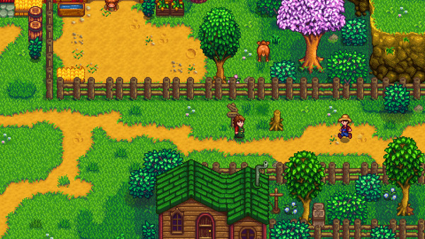 I Still Return to Stardew Valley for a Sense of Peace