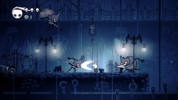 The Quiet Beauty of Hollow Knight