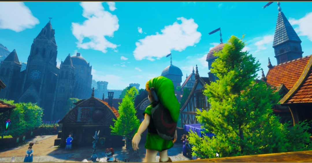 The Legend of Zelda: Ocarina of Time Remake We All Want To See