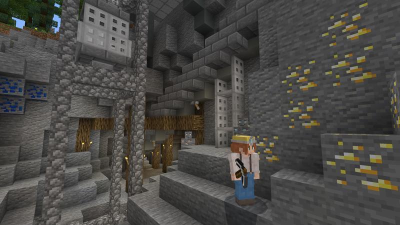 Minecraft: The Start of Something New