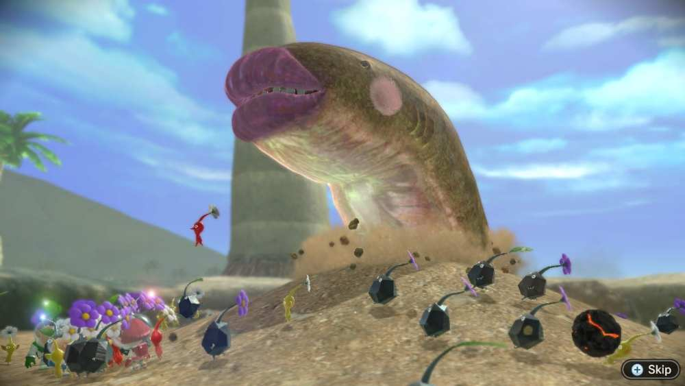 Pikmin 3 Deluxe is an Underrated Gem