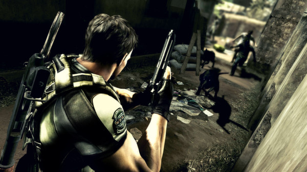 Resident Evil 5 Memories