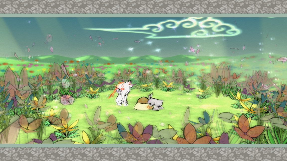 Okami: A Shimmering Product of its Time